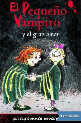El pequeño vampiro y el gran amor - Epub y PDF   Vampiro ...