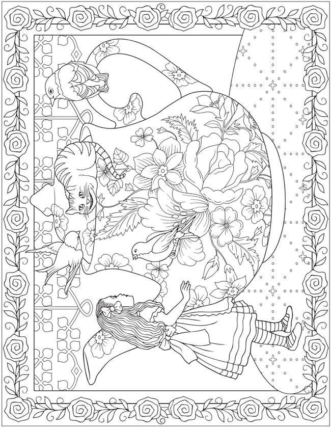 Pin von Tonya Matejka auf Coloring Pages | Pinterest | Ausmalen ...