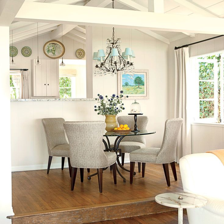 Laguna Beach Cottage (With images) | Dining room small ...