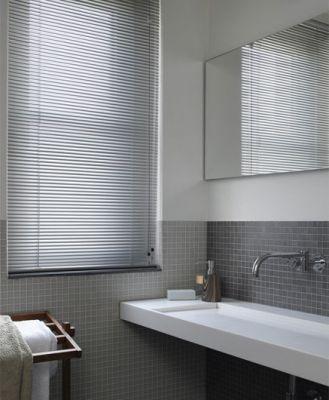 Las persianas venecianas de aluminio son las cortinas - Persianas para banos ...