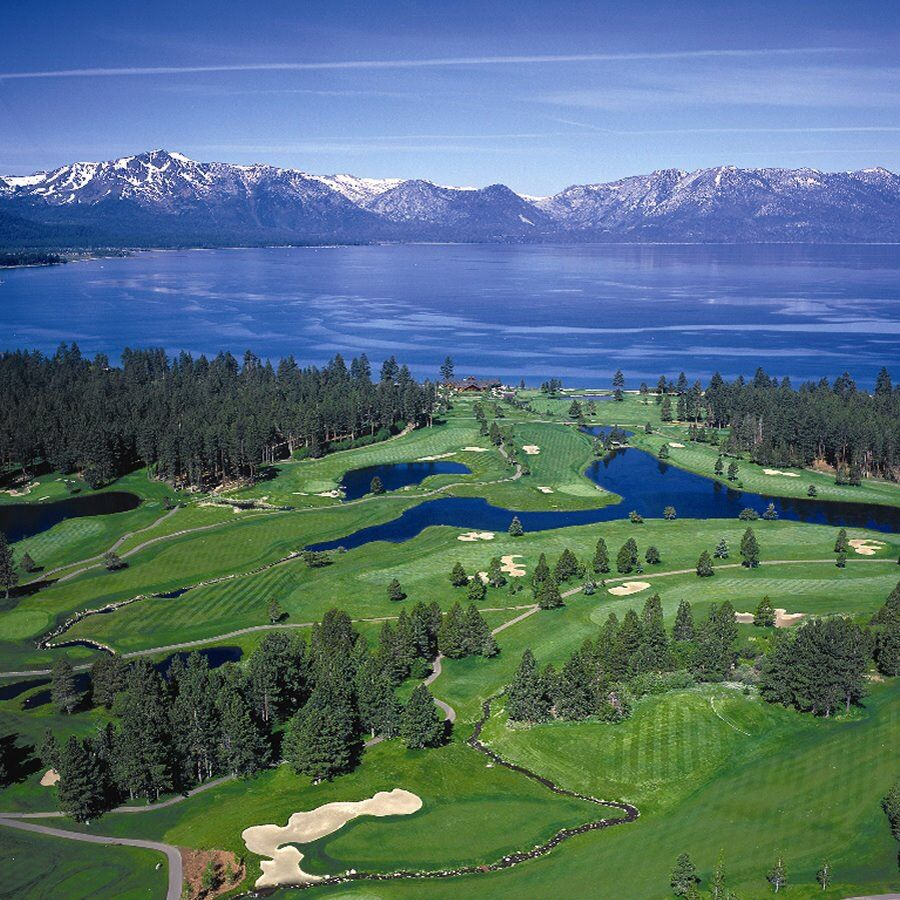 Edgewood Gc- Lake Tahoe Favorite Golf Destinations