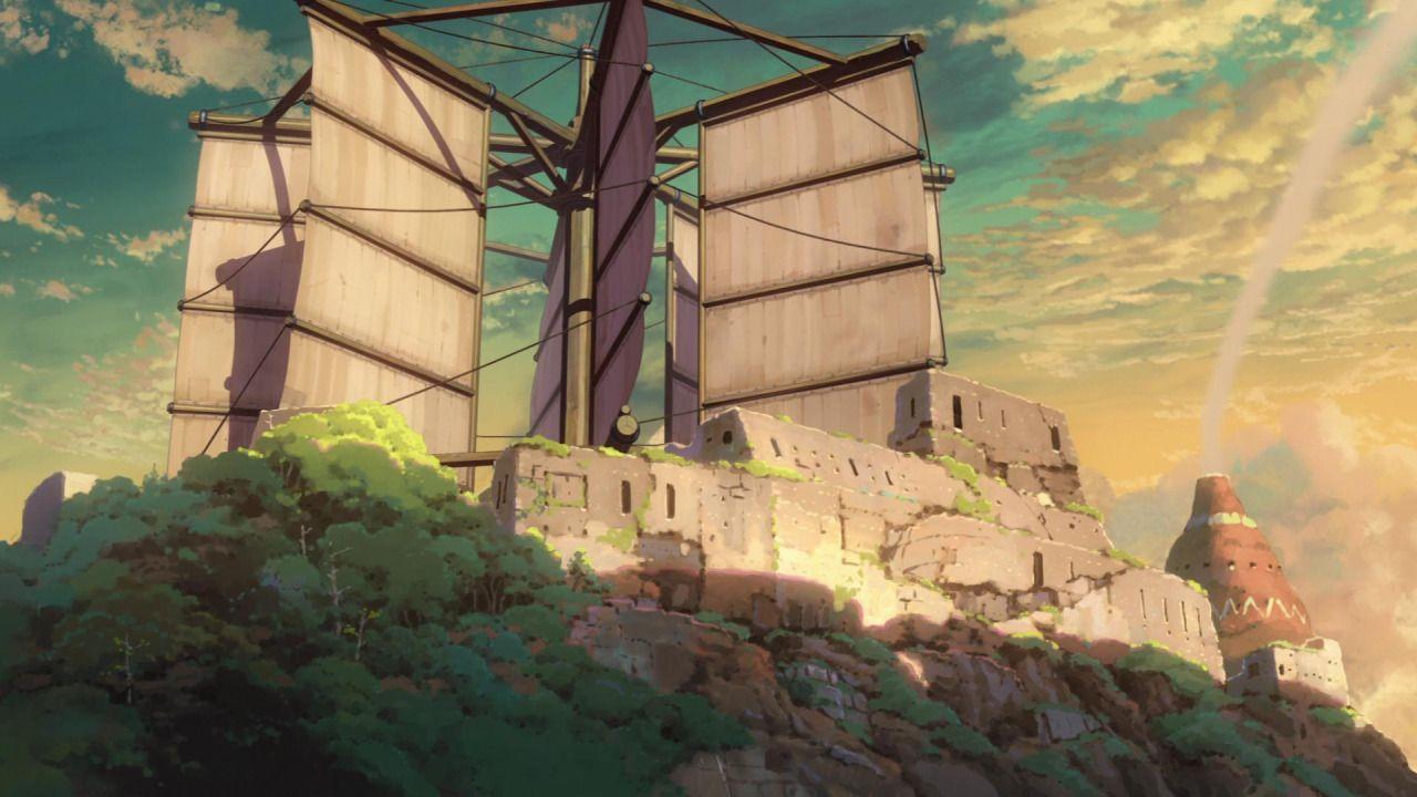 Hoshi wo Ou Kodomo/Children Who Chase Lost Voices/Journey to Agartha A film by Makoto Shinkai. Created by CoMix Wave Films. Children Who Chase Lost Voices [Blu-ray]