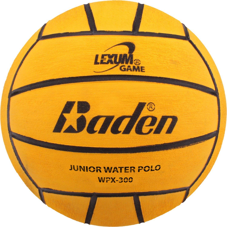EA Mens//Yellow KAP105 Water Polo Ball