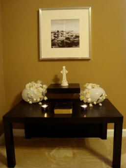 Image Result For Modern Catholic Home Altar