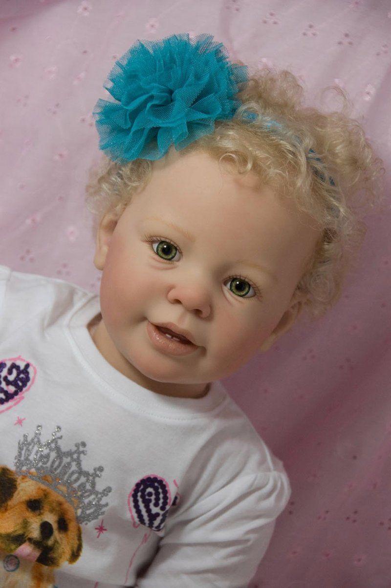 Custom Order Katie Marie By Ann Timmerman Reborn Toddler