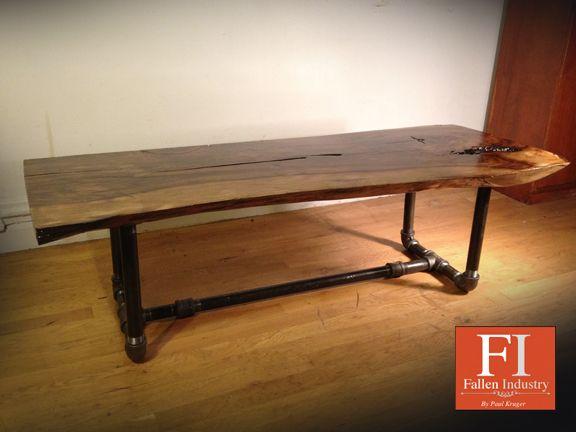 Fallen Industry Furniture Made From Fallen Trees