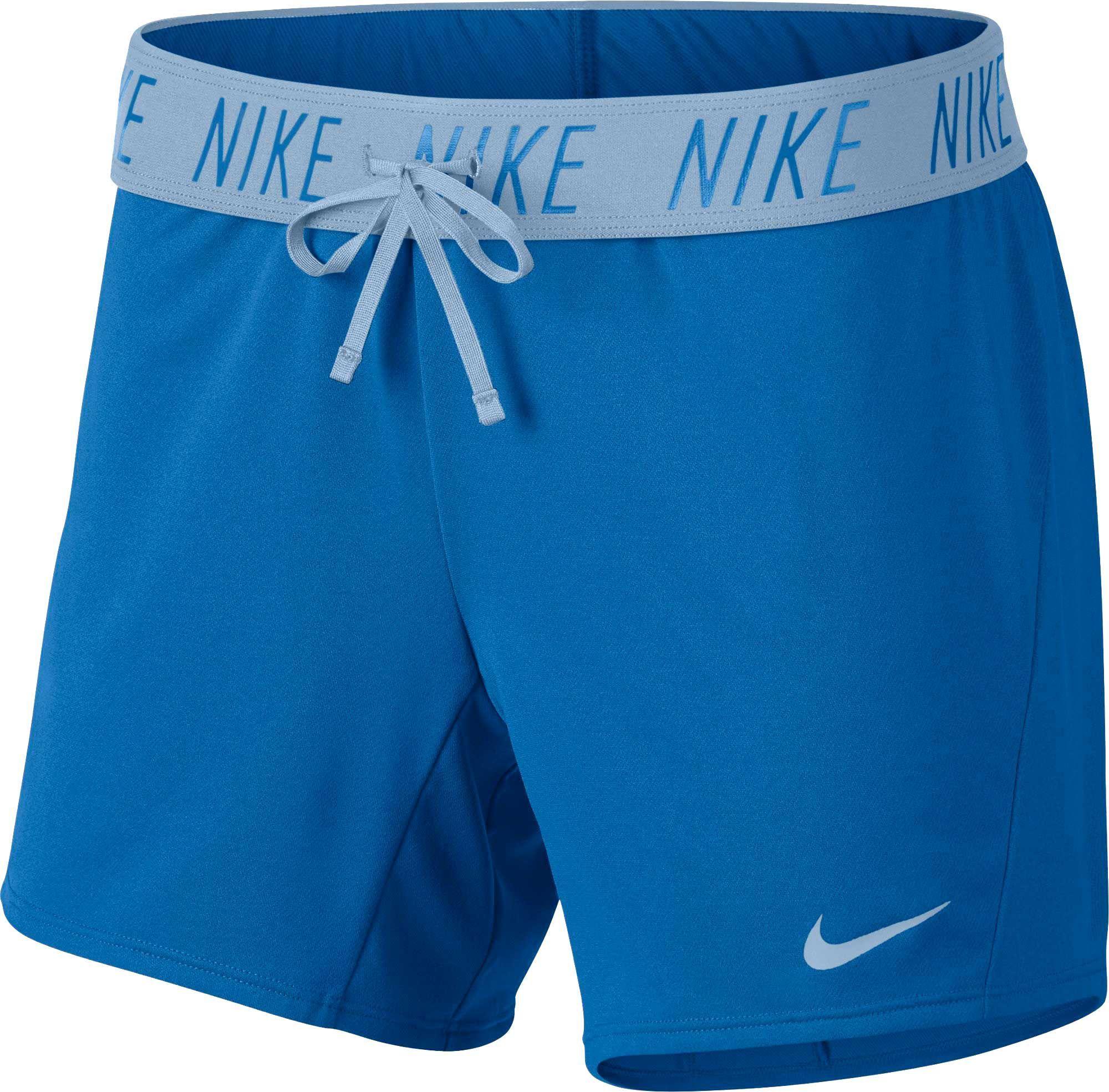 nike women's 5 shorts