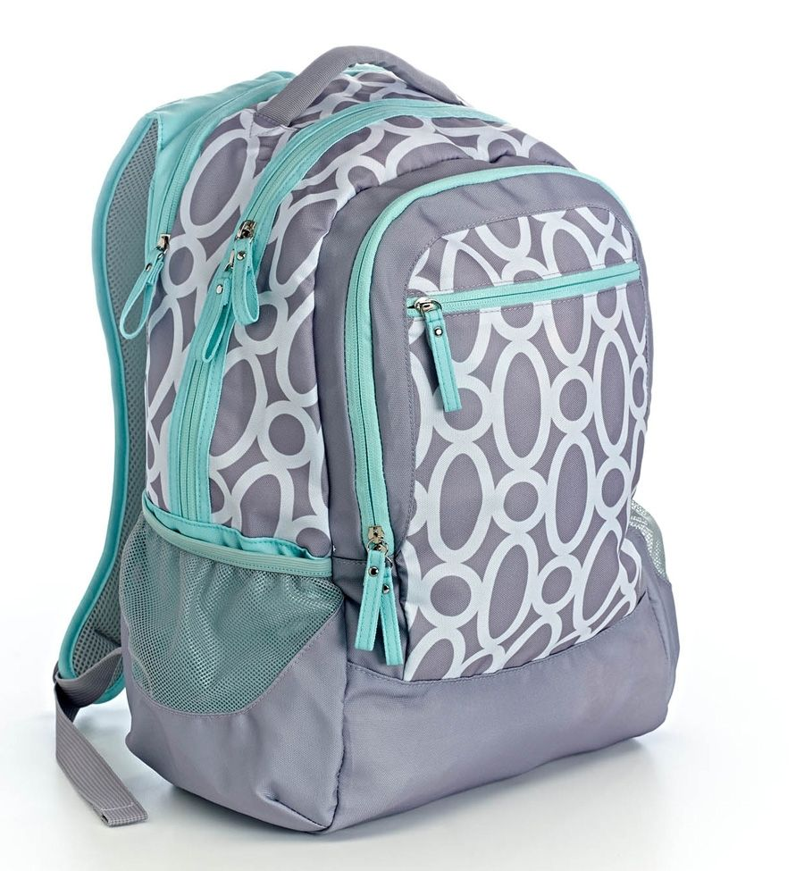 One Hip Chick Backpack by Studio C.  #backtoschool #backpack #mint