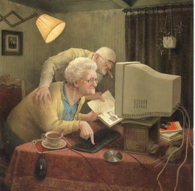 Marius van Dokkum move with the times / keeping up with the times