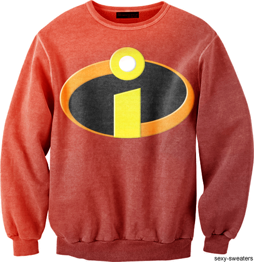 Incredibles Sweater
