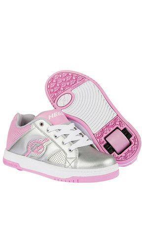 Heelys Split Silver Pink - Fuel Clothing  797c50ab747