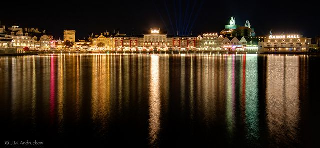 Disney's Boardwalk: by -Jamian-