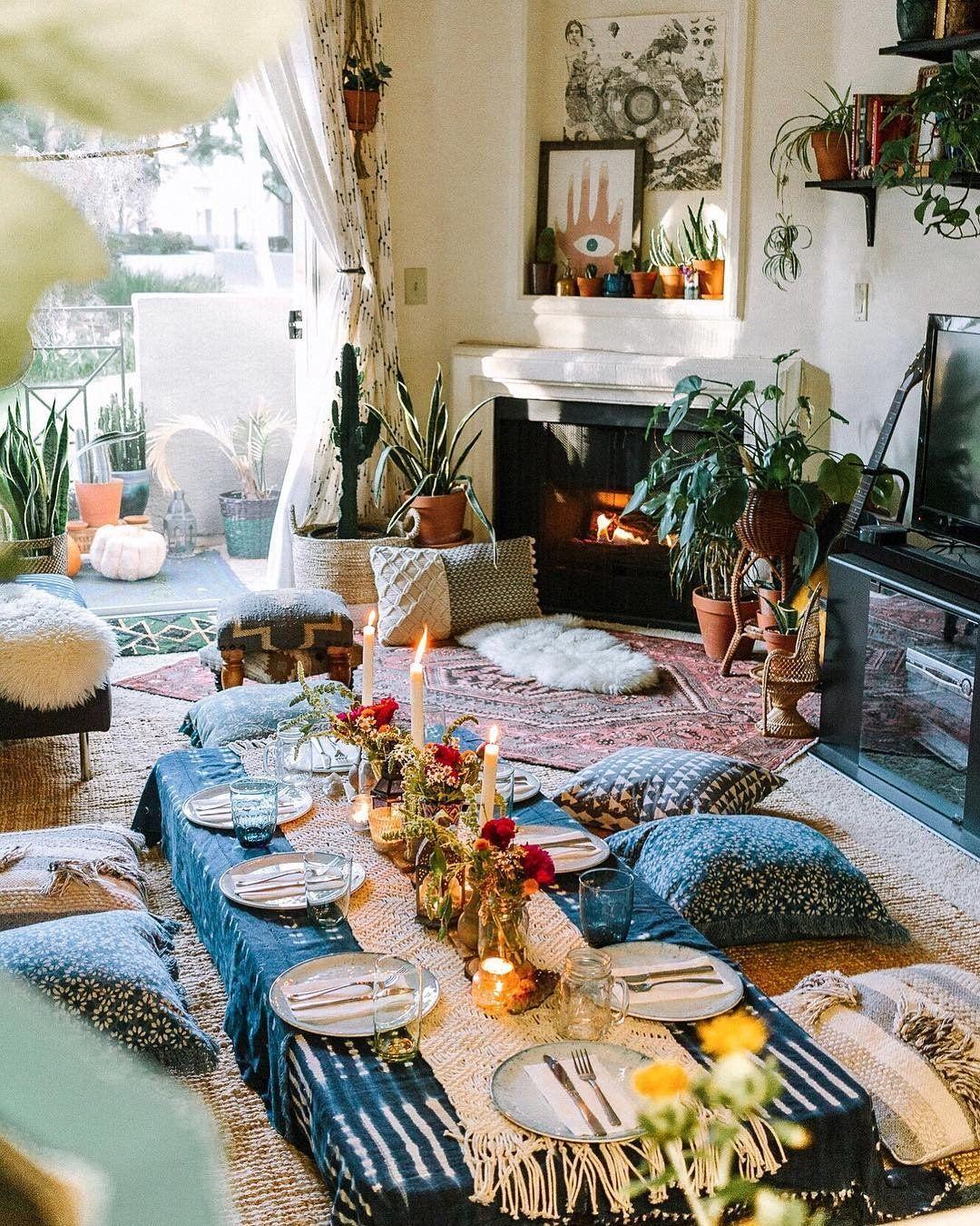 3115 Likes 107 Comments  Sara Toufali Saratoufali On Unique 107 Dining Room Decorating Design