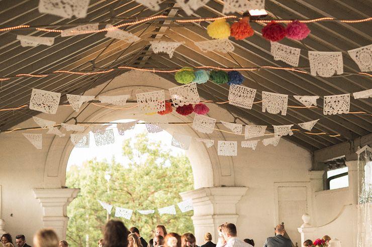 Mexican Themed Diy Wedding Sunnyside Pavilion Toronto
