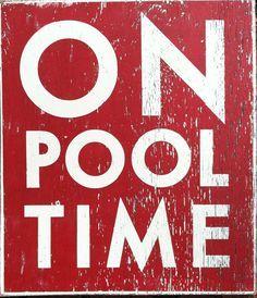 Swimming Pool Plaques Signs Wall Decor Unique Swimming Pool Signs On Pinterest  Home  Pinterest  Swimming Inspiration Design