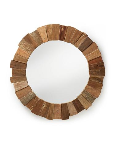 Espejo me lo pido pinterest espejo decoracion for Espejos redondos salon