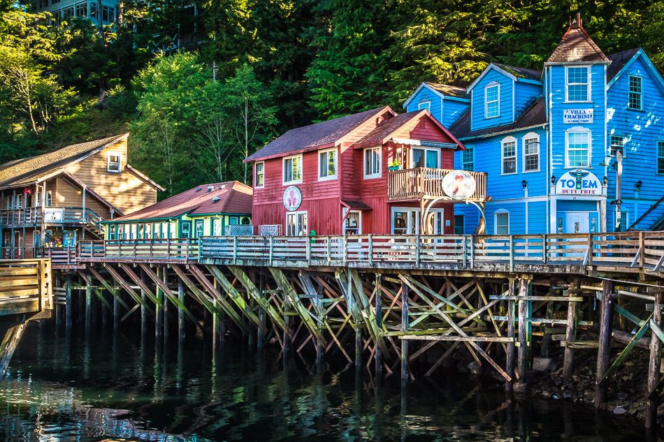 Ketchikan, Red Light District