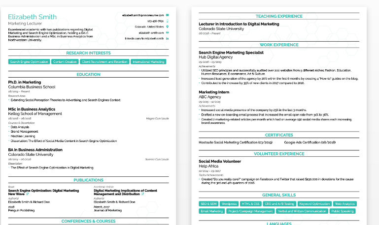 Get the best jobs for you with resume writing services in