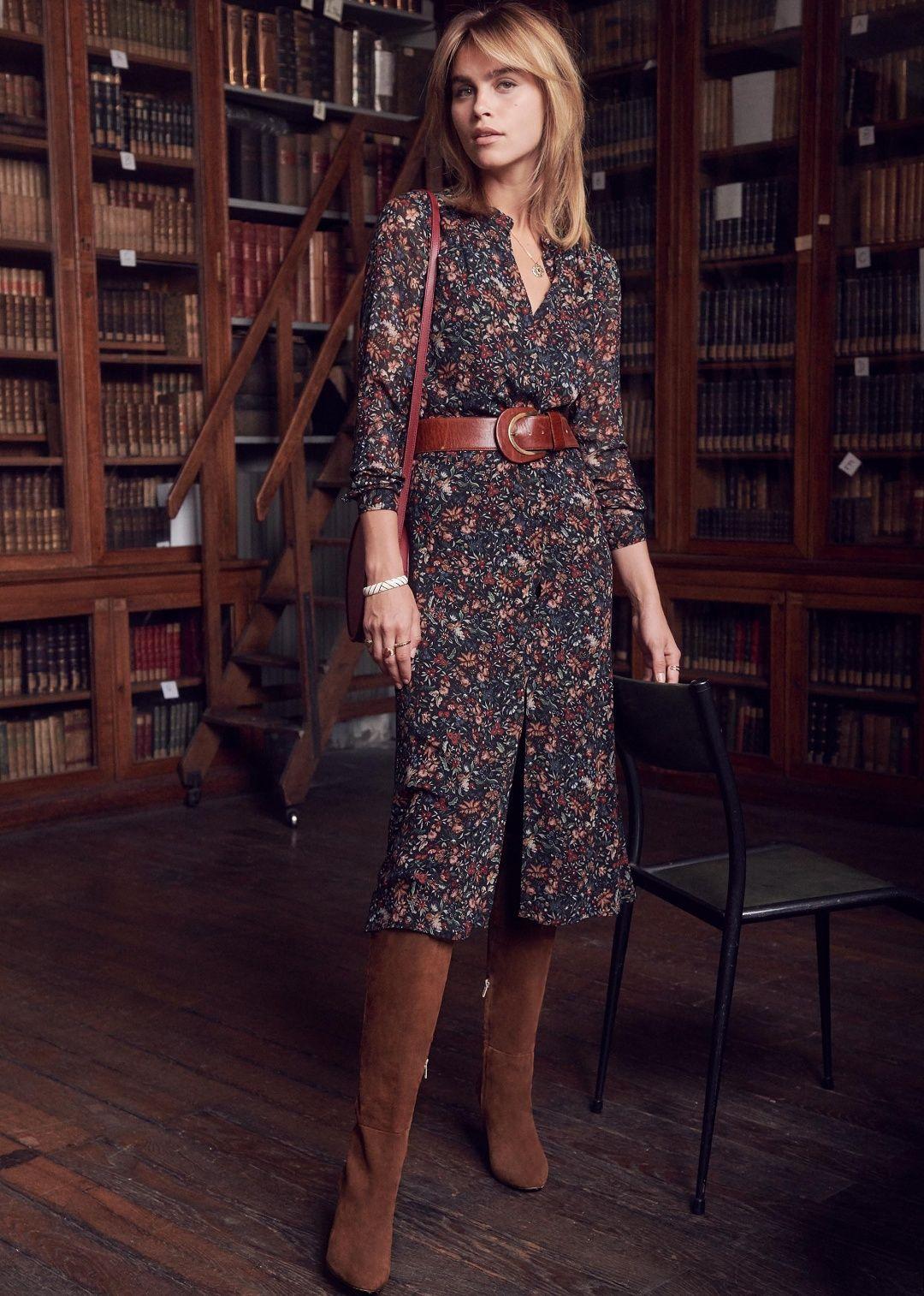 a02d72211d8 Sézane - Clémence dress