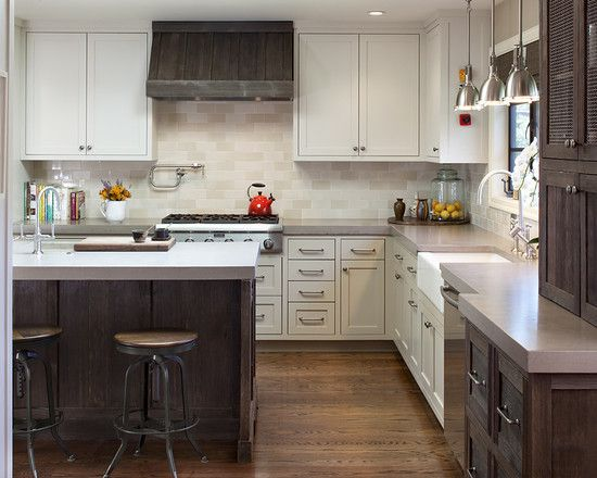 Eclectic Kitchen Design, Pictures, Remodel, Decor and Ideas - page 7