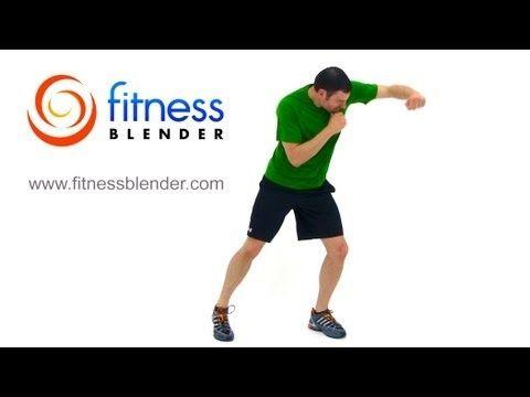 Cardio Kickboxing Workout workin-on-that-jen-aniston-booty