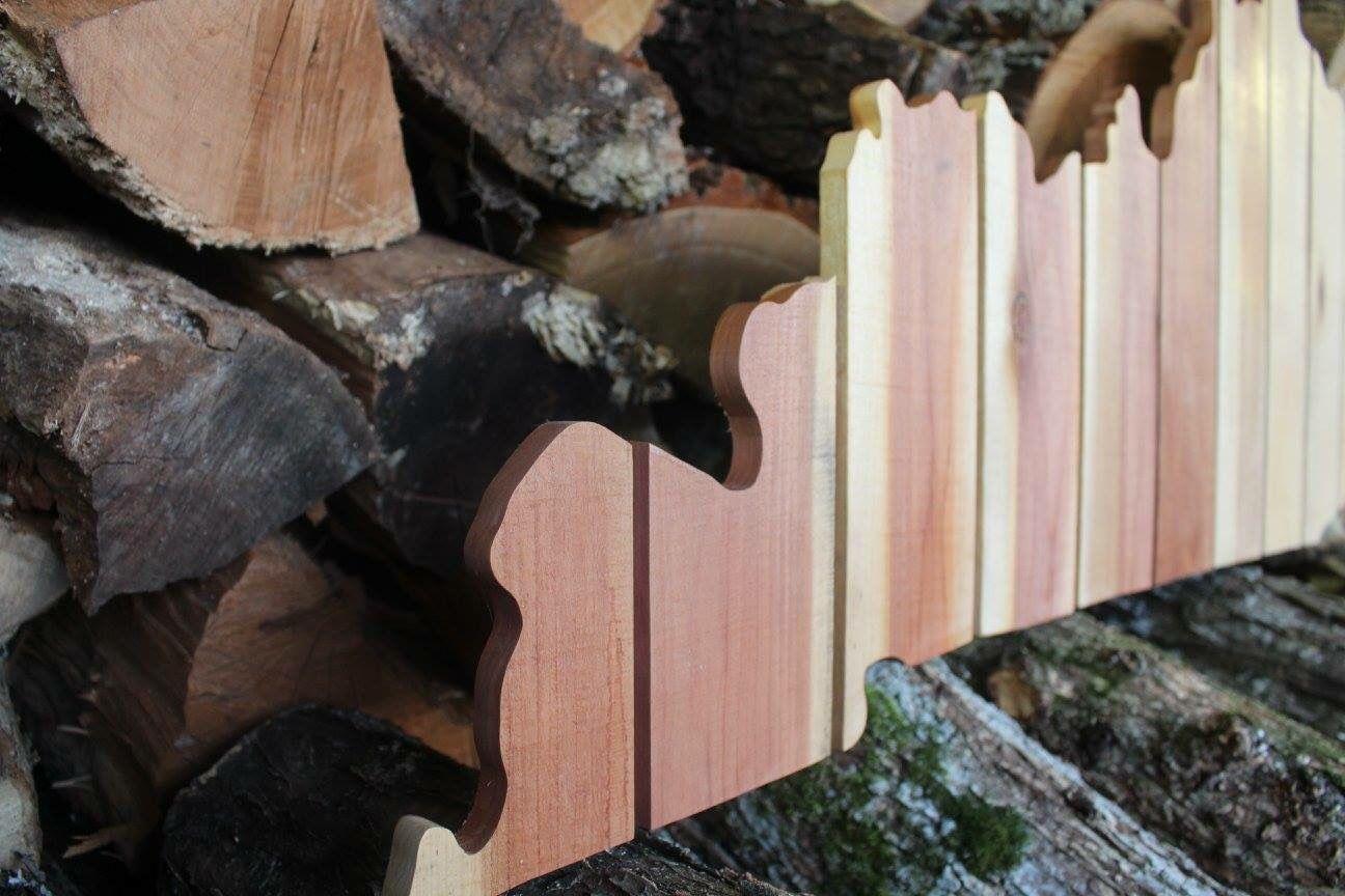 Kentucky State Cedar Wood Cutout Sign Rustic Wood State Cutout