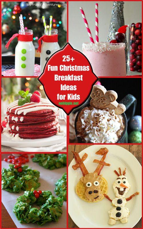 25 Fun Christmas Breakfast Ideas For Kids Christmas Breakfast Breakfast For Kids Halloween Breakfast