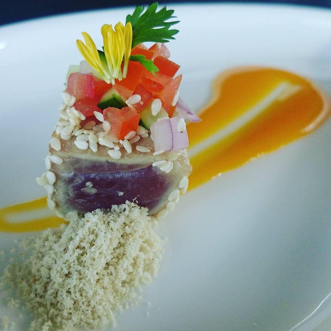 #tuna#tataki#chefroll by mustaqimfaisal