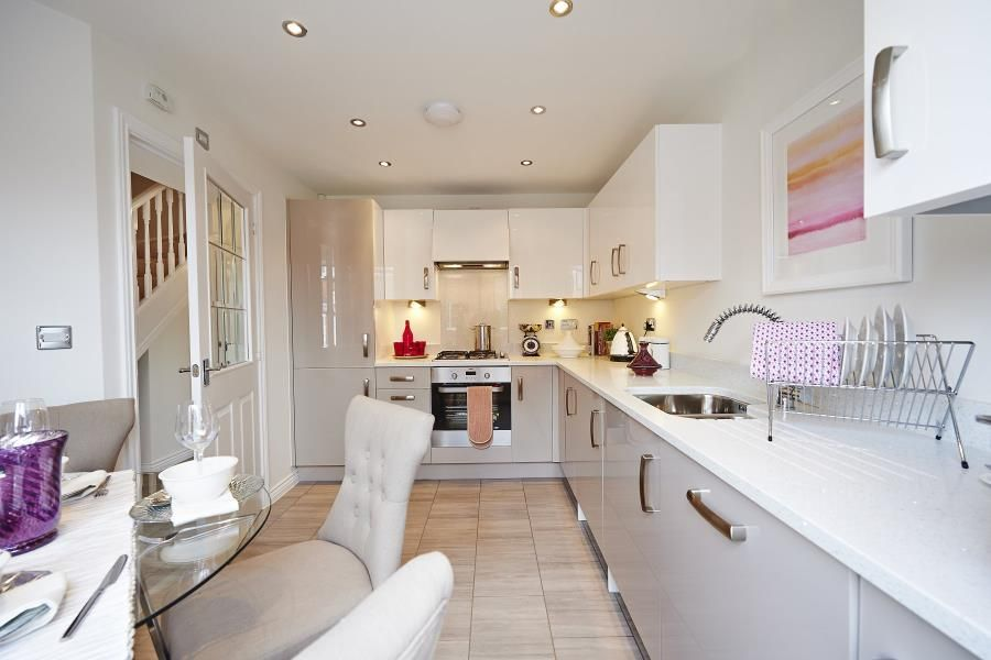 Erfield Gardens Denford 3 Bedroom House For In Rugby Taylor Wimpey