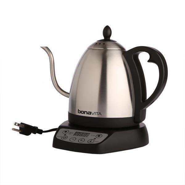 the coffee market bonavita 1l gooseneck variable electric kettle httpwww