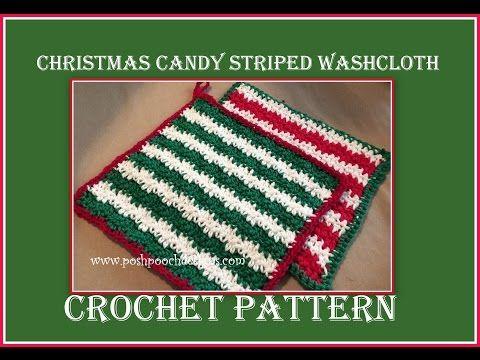 Youtube Crochet For Christmas Pinterest Christmas Candy