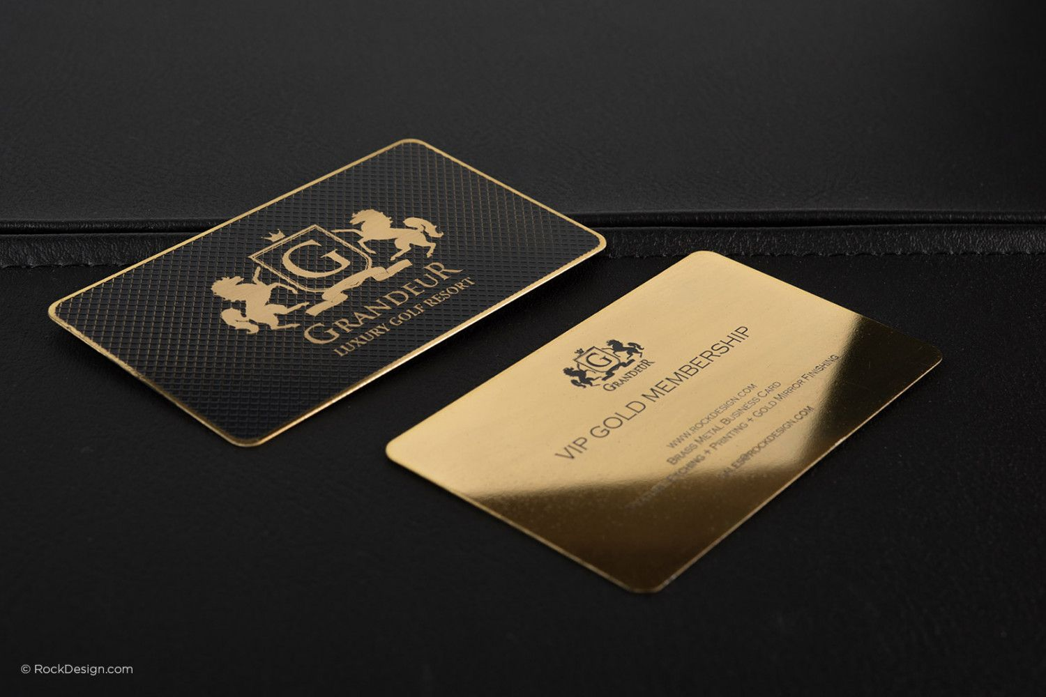 Gold Metal Business Cards Gold Business Card Metal Business Cards Luxury Business Cards