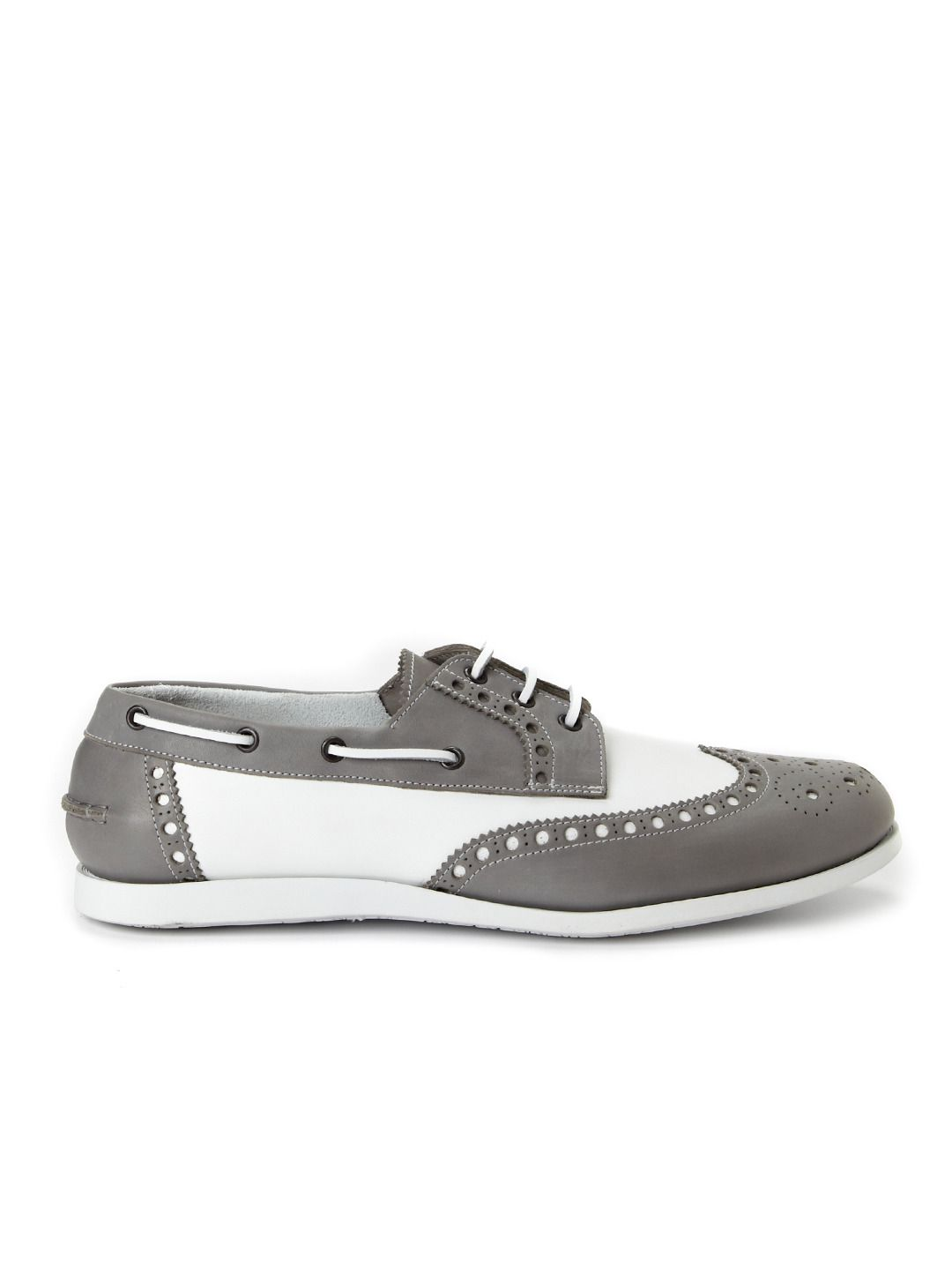 Rowland Wingtip Boat Shoes by Paul Smith at Gilt...the most interesting boat shoes i've ever seen...