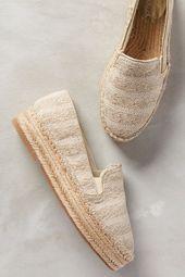 40 Espadrilles Shoes That Always Look Fantastic