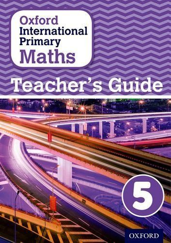 Oxford International Primary Maths Stage 5 Age 9 10 Teacher S