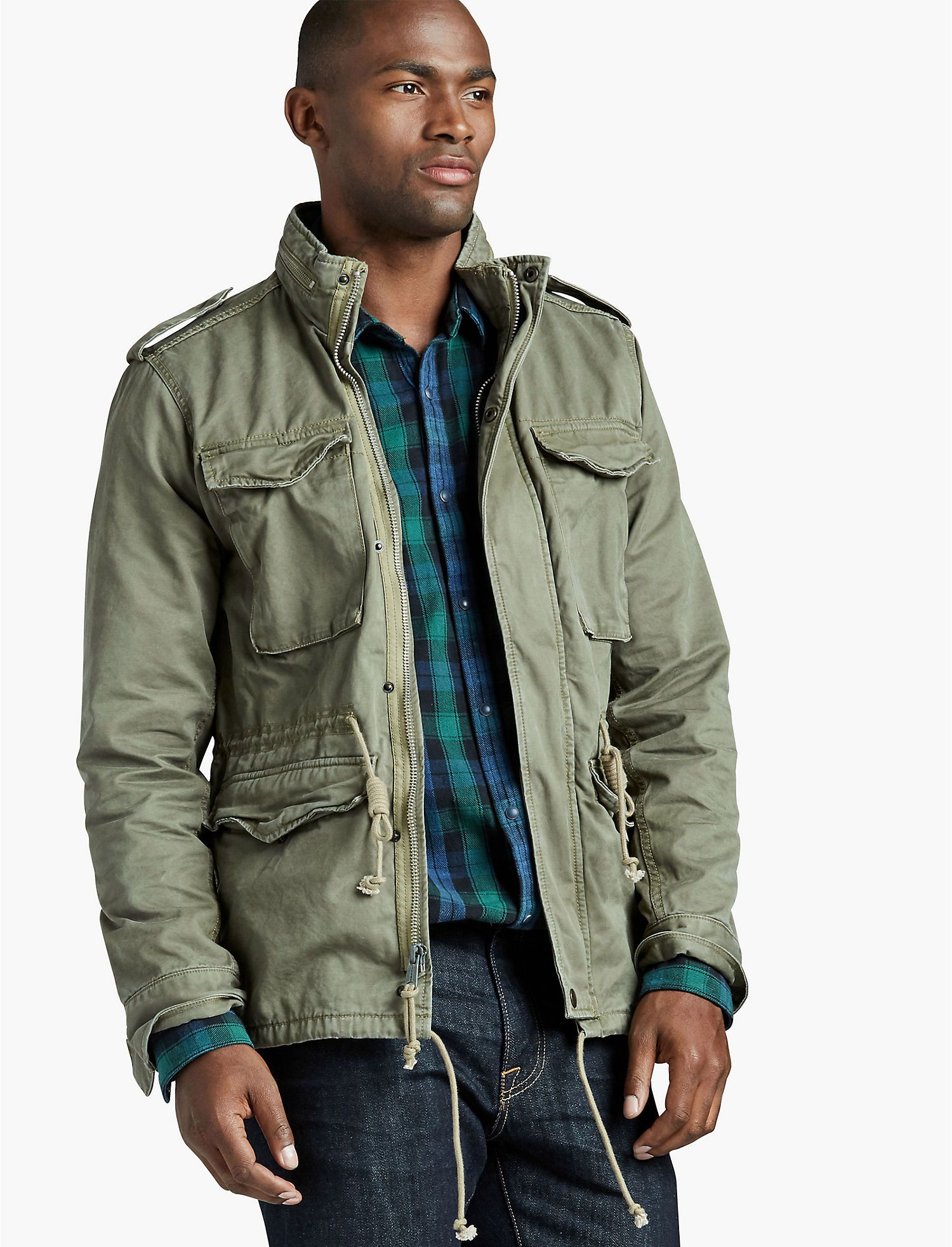 b3450e40c Vintage Field Jacket | Lucky Brand | Gift-giving | Jackets, Mens ...
