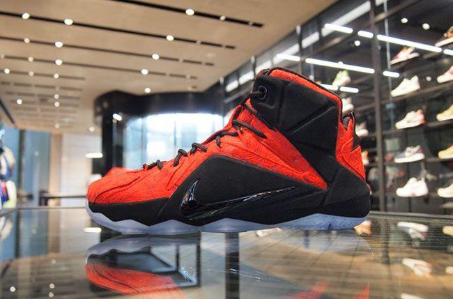 47129178ea7 Nike LeBron 12 EXT