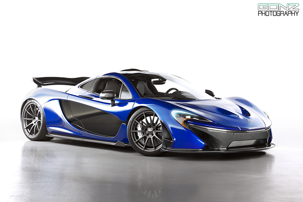 Private Client: McLaren P1