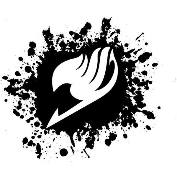 Fairy Tail Guild Mark Black - Google Search