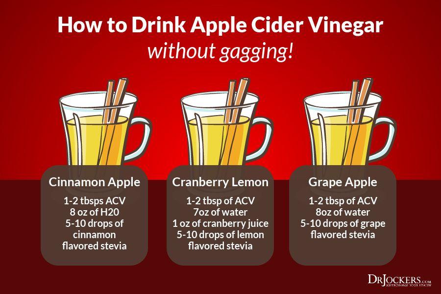 4 Ways To Use Apple Cider Vinegar On A Keto Diet Apple