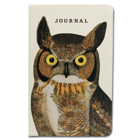 Natural Histories Journal : Owl