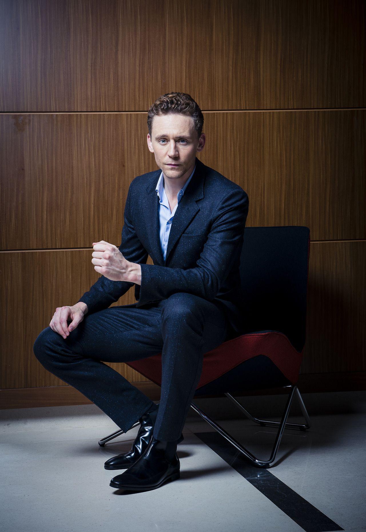 Tom Hiddleston in Seoul. Via Torrilla.tumblr.com
