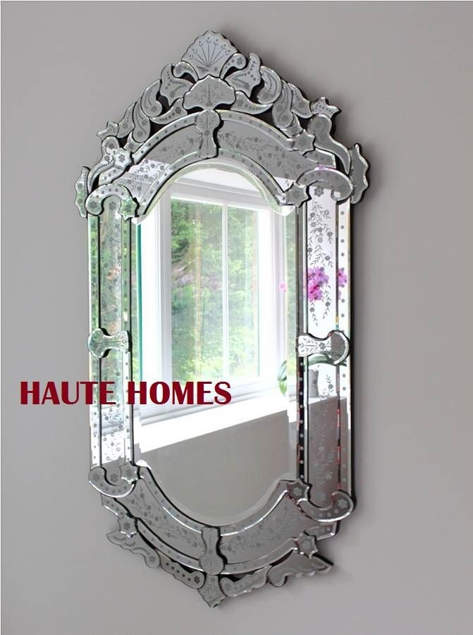 New Stunning 48 Venetian Etch Engrave Rectangle Wall Foyer Mirror Venetian Mirrors Mantel Mirrors Etched Mirror
