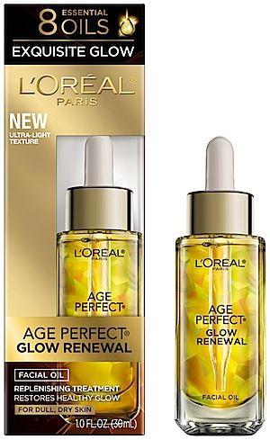 oil serum for dry skin