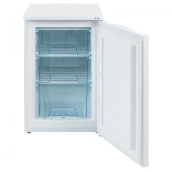 Lec U5010w 50cm Undercounter Freezer Undercounter Freezer Freezer Bathroom Medicine Cabinet