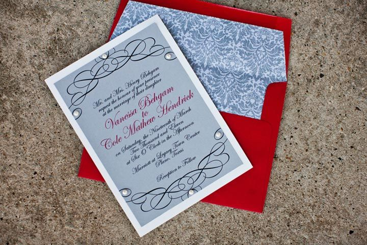 Wedding Invitations Dallas: Custom Invitations & Graphic Design For Weddings & Events