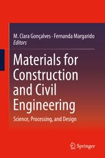 Materials For Construction And Civil Engineering In 2020 Civil