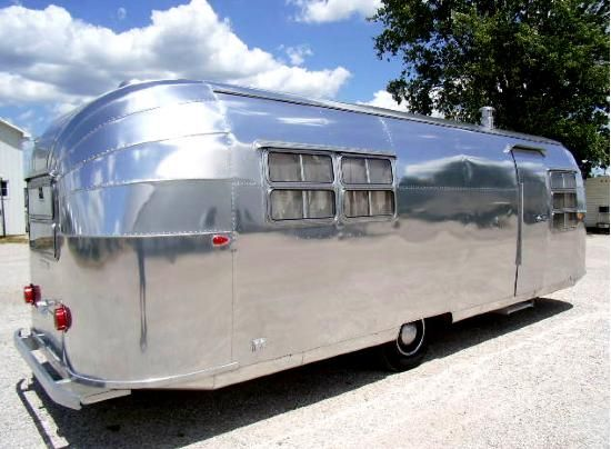 7 Pauls Valley Airstream For Sale