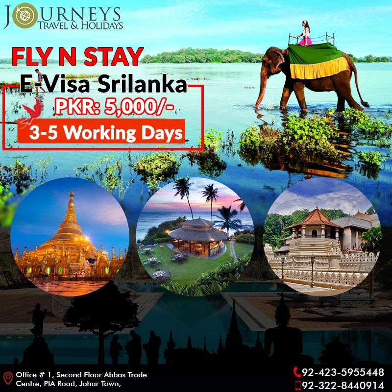 Sri Lanka (formerly Ceylon) is an island nation south of