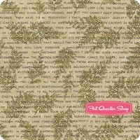 The Potting Shed Celery Poetic Fern Yardage SKU# 6622-12